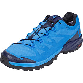 Salomon Outpath GTX Shoes Men Indigo Bunting/Navy Blazer/Black